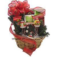 Frosty TIdings Gift Basket