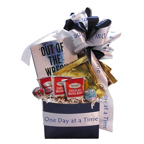One Day at a Time Recovery Gift Basket