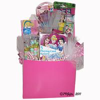 Princess for a Day Gift Basket