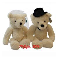 Bride & Groom Bear