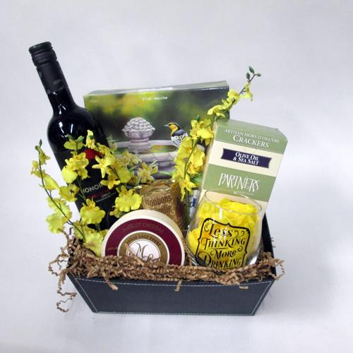 Down Time Relaxation Gift Basket