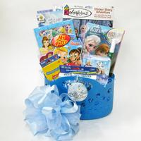 Frozen Gift Basket