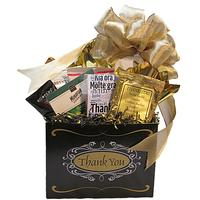 Elegant Thanks Basket