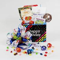 Birthday in a Box Gift Basket